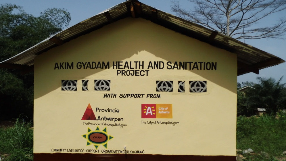 Akim Gyadam Health and Sanitation Project