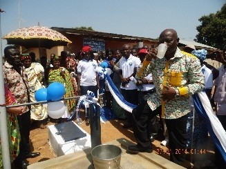 Tano Odumase gets its water system rehabilited and Wassa Saah to get potable water